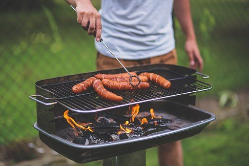 Démarrer le barbecue