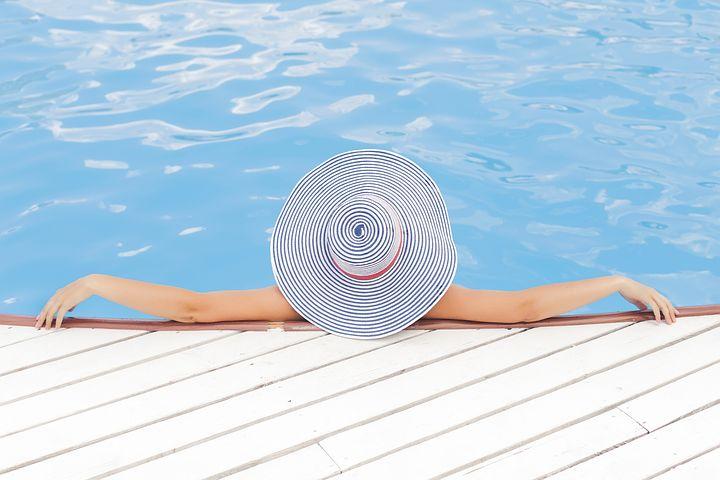 Effet natation sur le corps