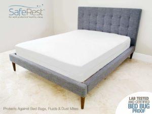 protection de lit contre les acariens lit symptomes