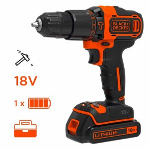 perceuse visseuse black decker