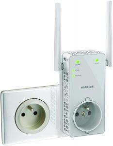 prise gigogne wifi et fonctionnement repeteur wifi