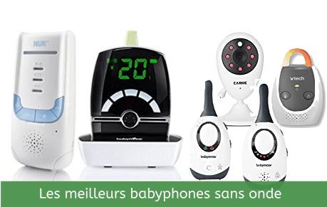 comparatif meilleur babyphone sans ondes et babyphone test