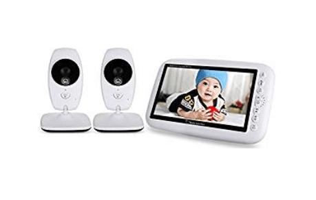 comparatif babyphone double camera et babyphone video jumeaux